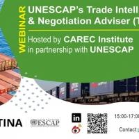 Using ESCAP's Online Trade Intelligence and Negotiation Advisor (TINA) for Trade Negotiations