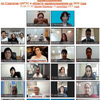 Virtual Consultation Meeting with the CAREC WGH on CAREC Health Strategy 2030