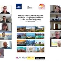 Consultation Workshop on Tourism Strategy 2030 (Azerbaijan, Georgia, Turkmenistan)
