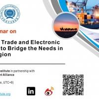 Webinar on Optimizing Trade and e-Commerce to Bridge the Needs in CAREC Region