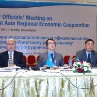 CAREC Senior Officials' Meeting (June 2013)